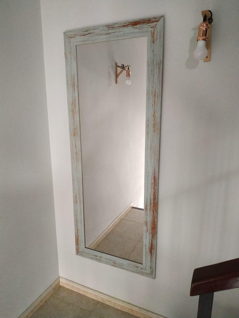 Espejo salón